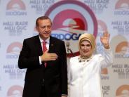 Türkischer Präsident: Erdogan ist gegen Verhütung in muslimischen Familien