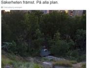 Schweden: Sex im Auto: Polizei erinnert Liebespaare an Handbremse