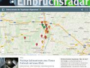 Region Augsburg: Einbruchsradar: Hier wurde in den vergangenen Tagen eingebrochen