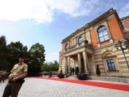 Bayreuther Festspiele: Bayreuther Festspiele: Rund 40 Karten blieben übrig
