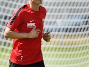FC Augsburg: So blickt FCA-Kapitän Verhaegh auf die neue Bundesliga-Saison