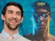 Olympia in Rio: Michael Phelps springt jetzt als Papa in den Pool