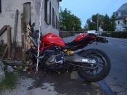 Bayern: Schwere Motorrad-Unfälle: Drei Tote, Augsburger in Lebensgefahr