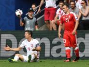 EM 2016: Nach Zitterpartie: Polen erstmals im EM-Viertelfinale