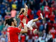 """EM 2016: """"Battle of Britain II"""": Wales gewinnt dank Eigentor"""
