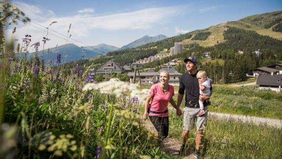 Familienurlaub: Wenn der Katschberg ruft