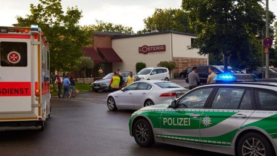Augsburg: Darum ging es bei dem Schuss vor der Pizzeria in Kriegshaber