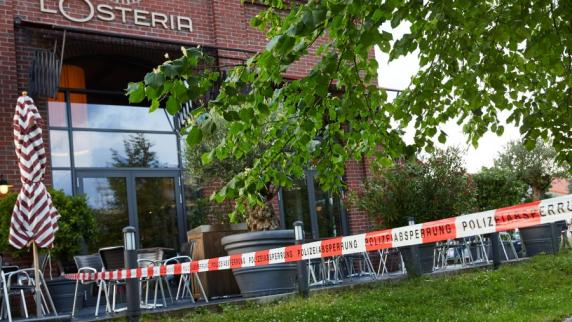Augsburg: Schuss vor Pizzeria: Leibwächter bleibt auf freiem Fuß