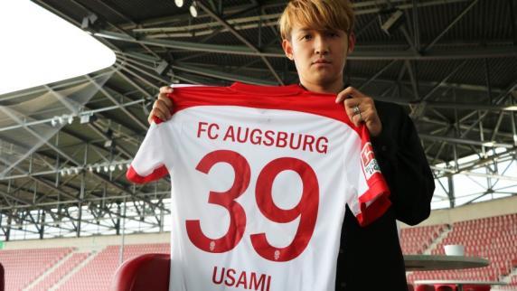 FC Augsburg: Neuzugang Usami unterschreibt einen Vier-Jahres-Vertrag in Augsburg