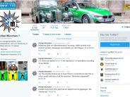 München: Münchner Polizei berichtet über Twitter live aus der Einsatzzentrale