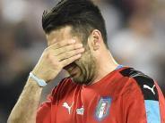 Fussball-Legende: Buffon will bis Mai über das Ende seiner Torwart-Karriere entscheiden