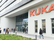 Augsburg: Kuka baut 250 Stellen ab