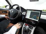Verkehr: Autonomes Fahren: Wenn der Fahrer zum Passagier wird