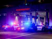 USA: Neue Gewalt gegen US-Polizisten: Mindestens fünf Beamte verletzt