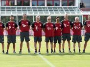 FC Bayern: Carlo Ancelotti und Co. - das Trainerteam der Bayern
