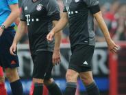 FC Bayern: Arjen Robben fällt mit Muskelverletzung sechs Wochen aus