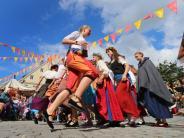 Tänzelfest 2017: In diesen Tagen findet Bayerns ältestes Kinderfest statt