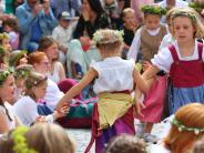 Region: Tänzelfest, Stadtfeste und Regatta: Was am Wochenende geboten ist