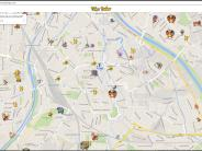 Pokémon Go: Pokémon-Go-Radar: Karte zeigt Fundorte der Monster an