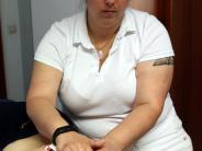 Brustkrebs: Wie die nahezu blinde Sabrina Zollo kleinste Tumore ertastet