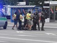Bildergalerie: Der Abend in Bildern: München im Ausnahmezustand