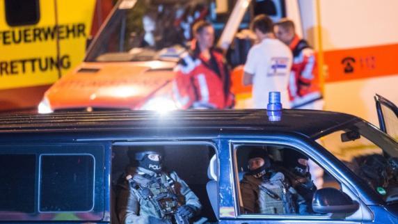 Liveticker: Drei Verletzte schweben nach Amoklauf noch in Lebensgefahr