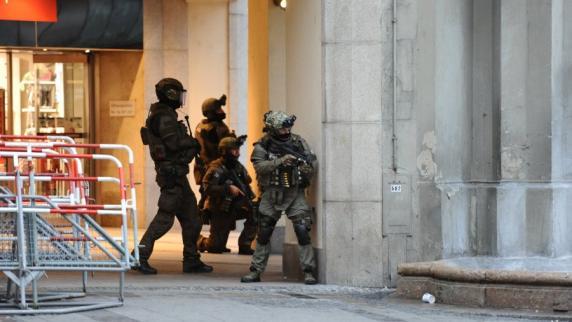 Liveticker: 18-Jähriger soll der Todesschütze von München sein