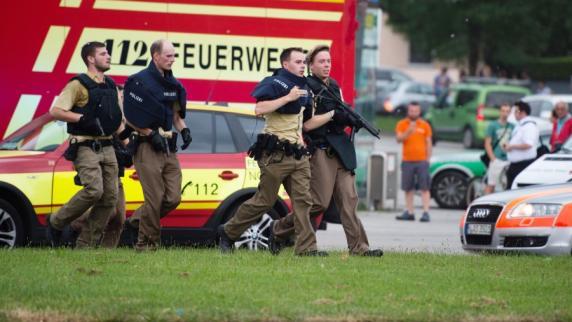 München: Auf einen Blick: Das wissen wir über den Amoklauf von München