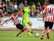 FC Augsburg: FCA-Test gegen Rotterdam bleibt torlos