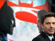"""Kino: Ben Affleck ist Regisseur und Hauptdarsteller im neuen """"Batman"""""""