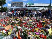 Attentat: Amoklauf von München: Stadtrat will Denkmal für die Opfer