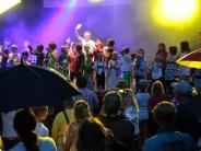 Bilder, Bilder, Bilder: Kuhsee-Triathlon, Stadtfest, Oldtimer - Die Bilder vom Wochenende