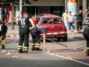 Reutlingen: Tote Frau in Reutlingen: Autofahrer stoppt Macheten-Angreifer