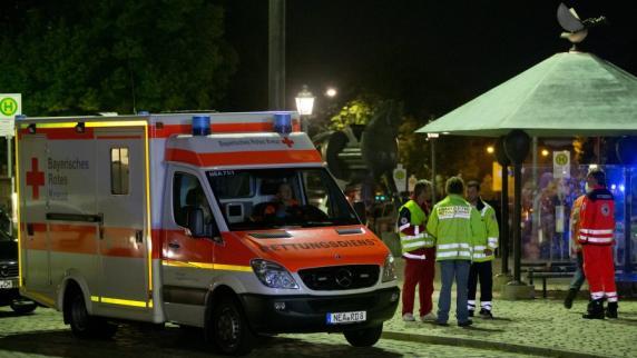 Ansbach: Bombenanschlag auf Festival: 27-Jähriger tötet sich mit Sprengsatz