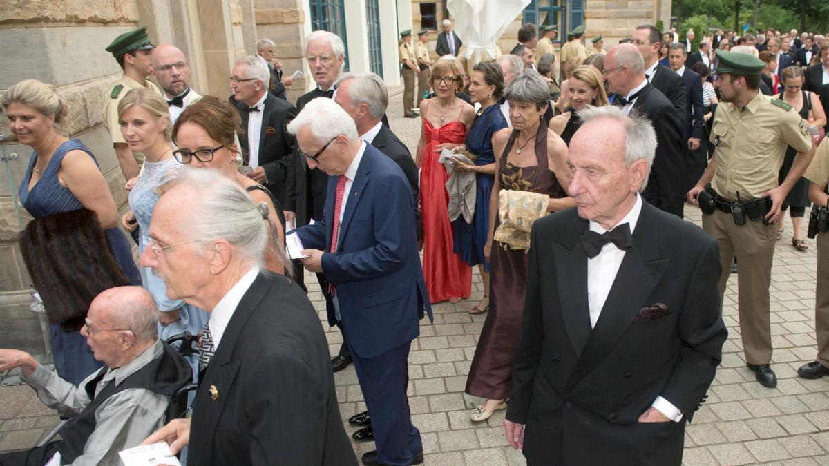 Bayreuther Festspiele dieses Jahr ohne roten Teppich