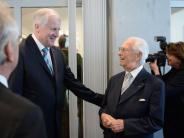 95. Geburtstag: Er erfand das blaue L auf gelbem Grund - Langenscheidt-Urenkel wird 95