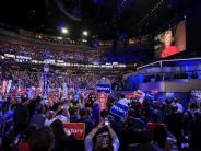 """Bildergalerie: Parteitag der Demokraten: """"Wir müssen Hillary wählen"""""""