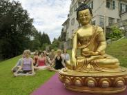 Allgäu: Warum 3000 Buddhisten aus aller Welt ins Allgäu pilgern