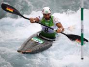 Olympia 2016: Augsburger Kanute Aigner: Ich kann mir nichts vorwerfen