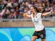 Olympia 2016: Das erwartete Wunder: Deutsche Mannschaften im Fußball-Endspiel