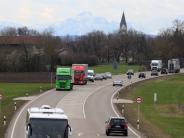 Ostallgäu: B12 zwischen Buchloe und Kaufbeuren ab Montag gesperrt