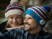 Höhle der Löwen: Allgäuer hoffen mit Kopfhörer-Mützen auf den Deal ihres Lebens