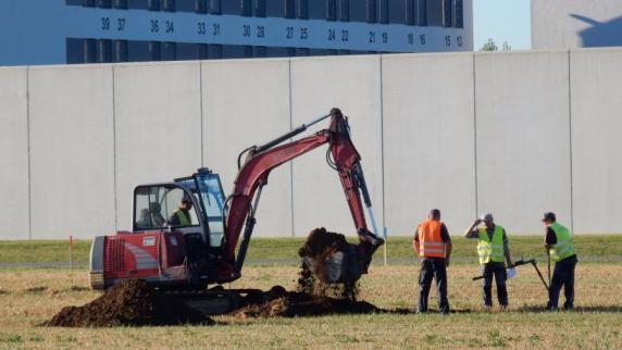 Gablingen: Live-Blog: Fliegerbombe nahe JVA entdeckt - Entschärfung geplant