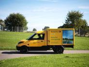 Streetscooter: Deutsche Post stellt 1000. elektrisches Zustellfahrzeug in Dienst