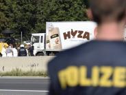 Flüchtlinge: 71 Flüchtlinge starben: Ein Schicksal aus dem Todeslaster