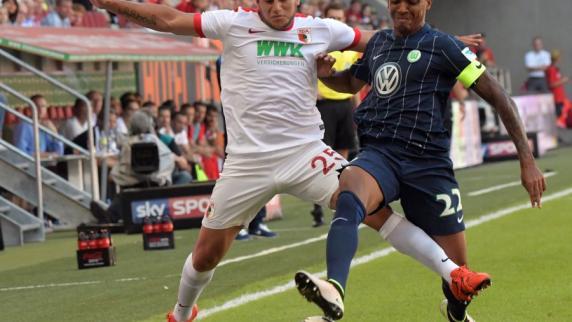 FC Augsburg: Niederlage: FCA unterliegt VfL Wolfsburg mit 0:2
