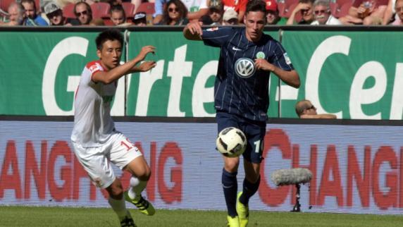 FC Augsburg: Einzelkritik: Viele FCA-Spieler enttäuschen gegen Wolfsburg