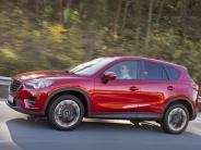 Test: Mazda CX-5: Gegen den Zeitgeist