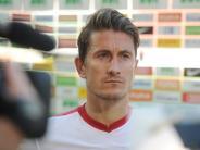 FC Augsburg: Video: Verhaegh gegen Bayern fit, Finnbogason fehlt