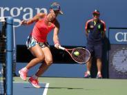 US Open: Schonender 33-Minuten-Auftritt für Kerber, Lisicki erlebt Debakel